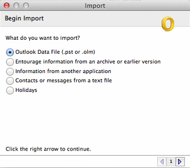 EML to OLM Converter - Import EML to Outlook for Mac 2019