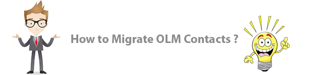 OLM to CSV Converter – How to Export OLM Contacts to CSV