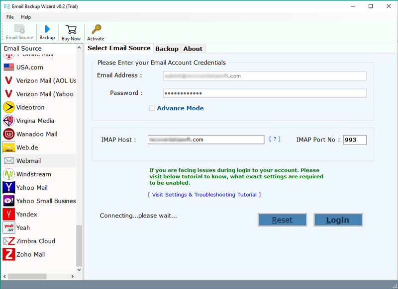 Import cPanel email to Thunderbird – How to export email from cPanel