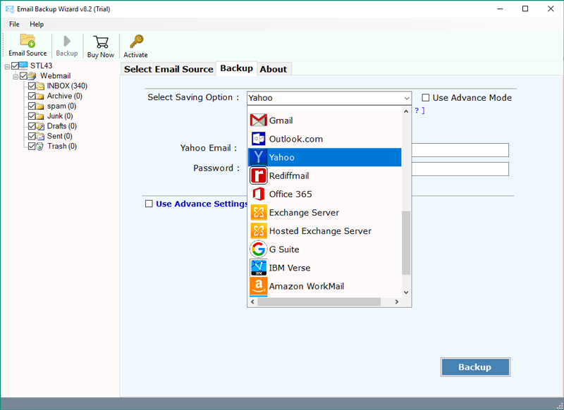 cPanel to Yahoo Migration – How to Transfer cPanel Emails to