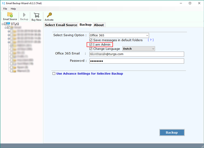 How to Migrate GoDaddy Email to Office 365, Gmail, G Suite