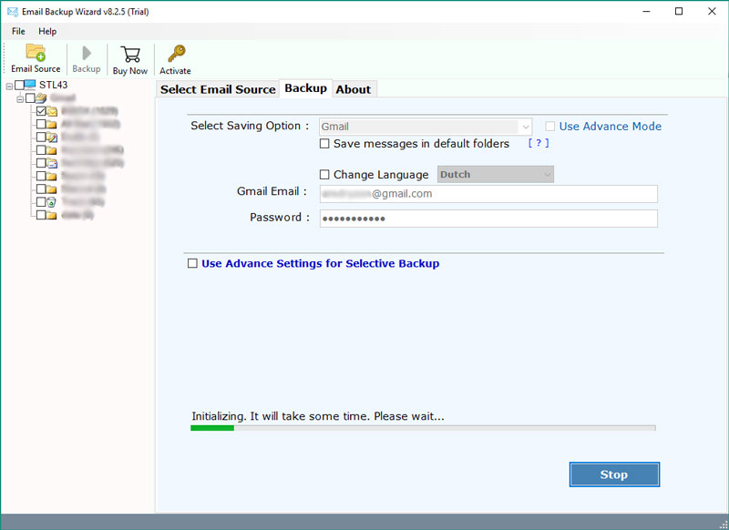 Rackspace to Gmail Migration – Link / Add Rackspace Email to Gmail