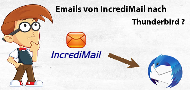 thunderbird mails exportieren
