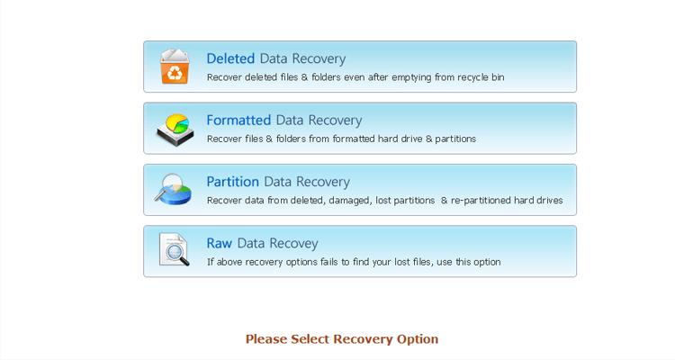 Turgs VMDK Recovery Software Wizard