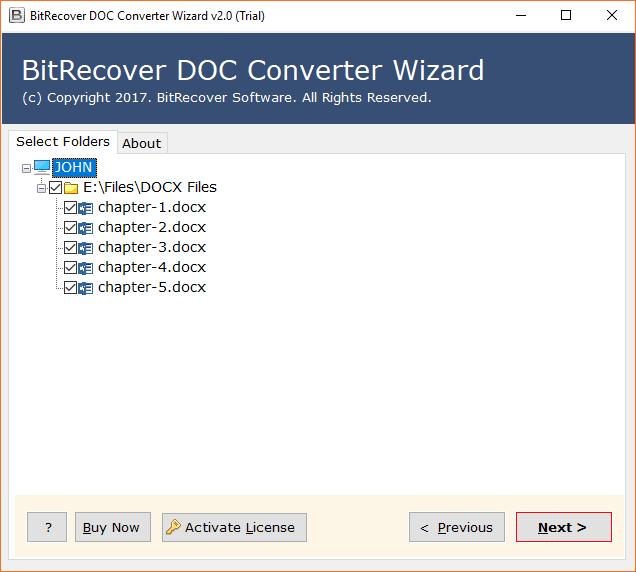 Turgs DOCX Converter Wizard