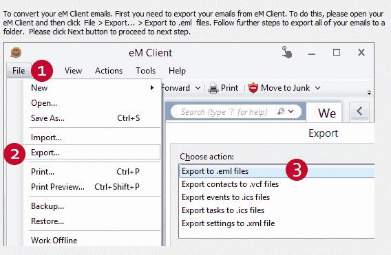em client pro keygen